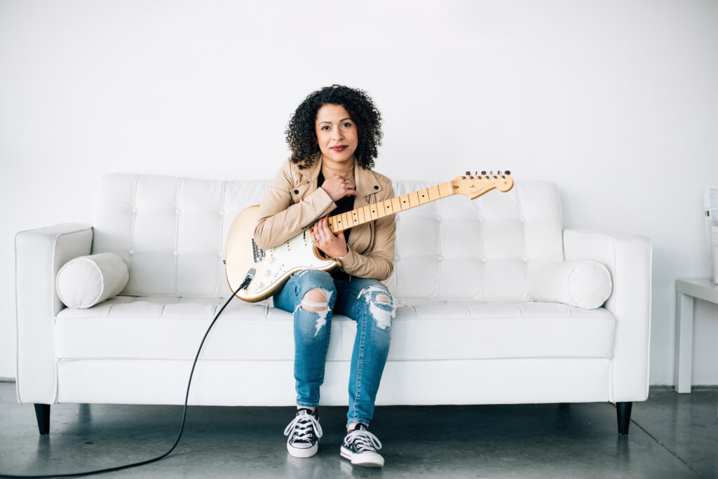 How singer/ songwriter Chelsea Amber became an award winning artist by giving God the glory